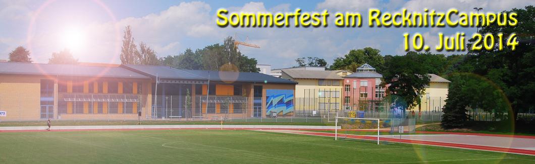Sommerfest RecknitzCampus Laage